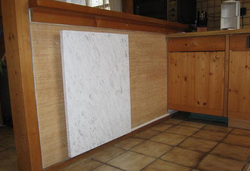 marmorpower marmorheizung beispiel holzhaus. Black Bedroom Furniture Sets. Home Design Ideas
